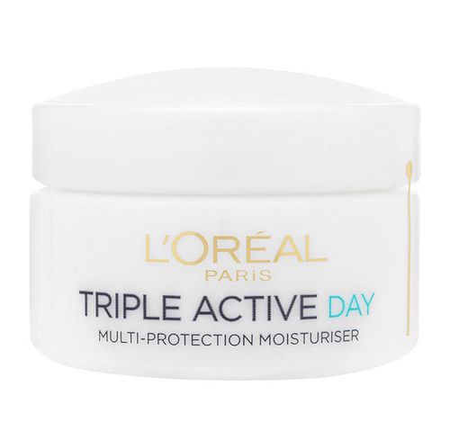 L/oreal Paris Triple Active Day Cream 50ml (Normal - Mixed - For All Ages)