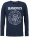 Ανδρική Μπλούζα Τύπωμα Ramones