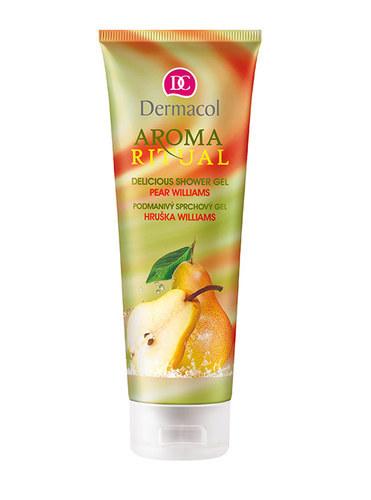 Dermacol Aroma Ritual Shower Gel Pear Williams 250ml oμορφια   σώμα   aφρόλουτρα