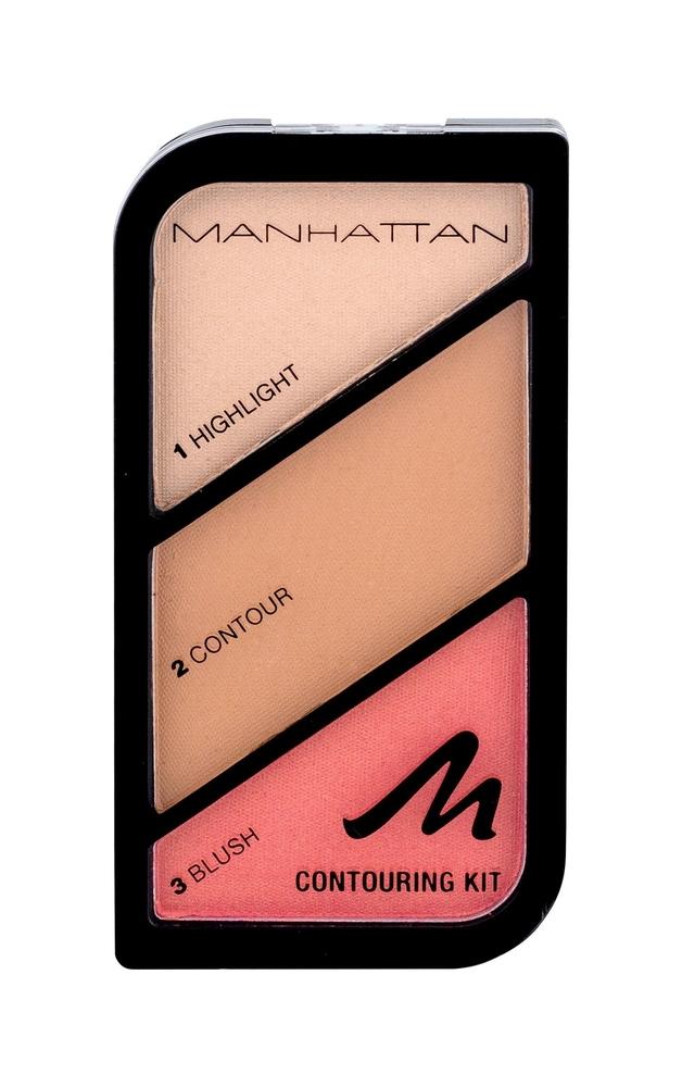 Manhattan Contouring Kit Powder 18,5gr 002 Summer In Barbados