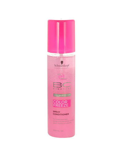 Schwarzkopf BC Cell Perfector Color Freeze Spray Conditioner 200ml