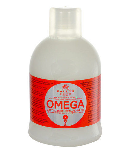 Kallos Omega Hair Shampoo 1000ml