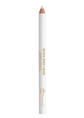 Dermacol White Kohl Pencil Eye Pencil 1,14gr Waterproof