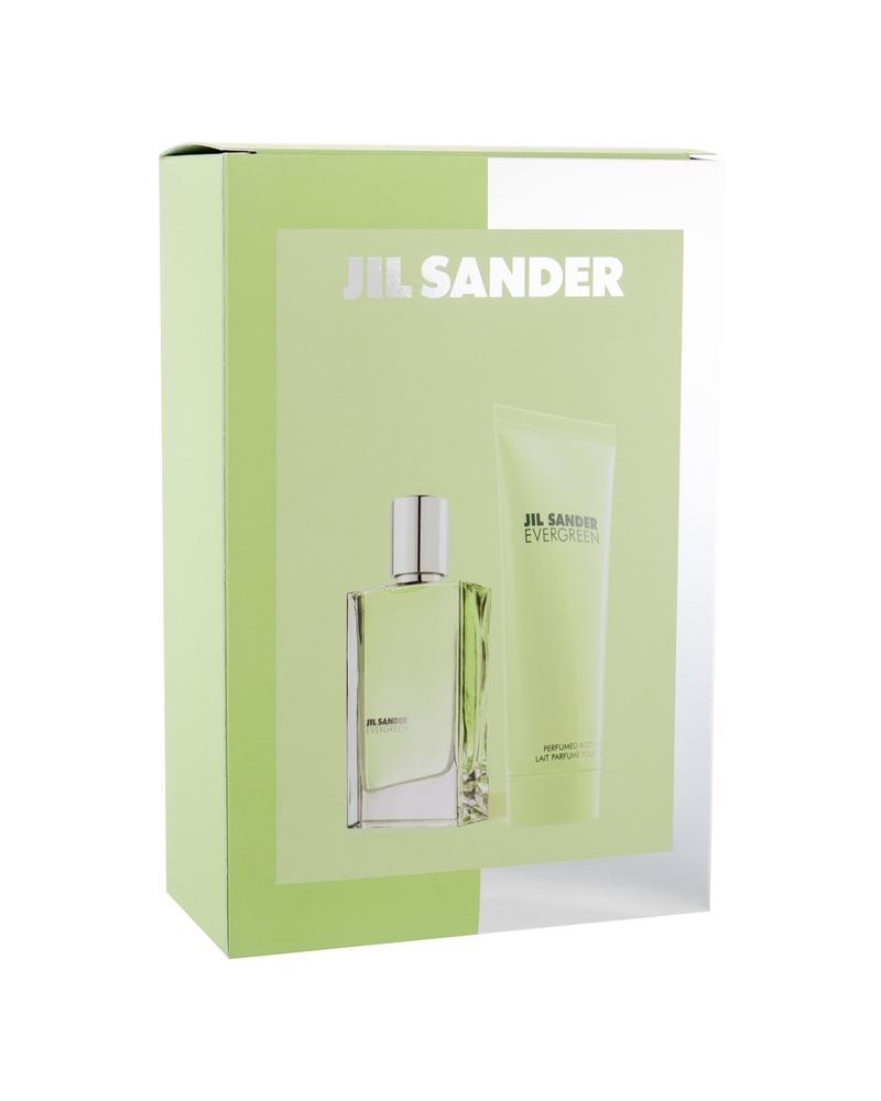 Jil Sander Evergreen Eau De Toilette 30ml + Body Lotion 75ml
