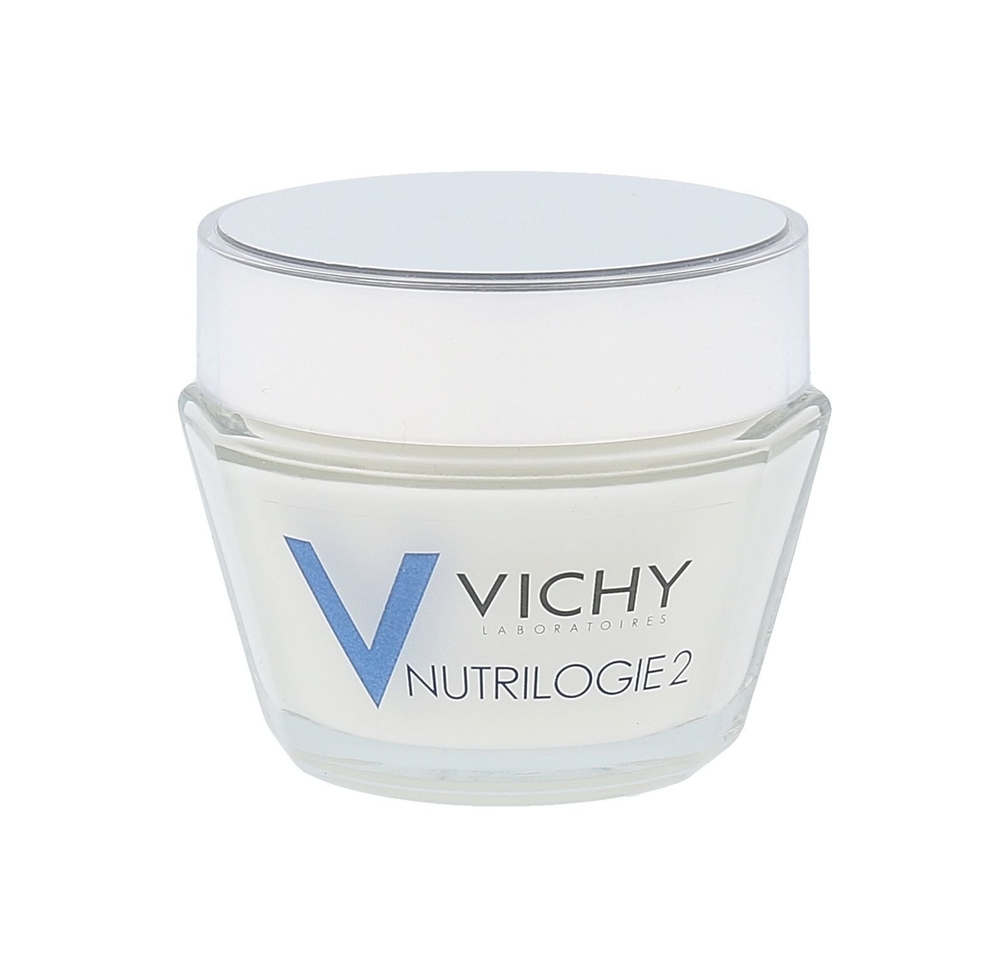 Vichy Nutrilogie 2 Intense Cream Day Cream 50ml (Very Dry - For All Ages)