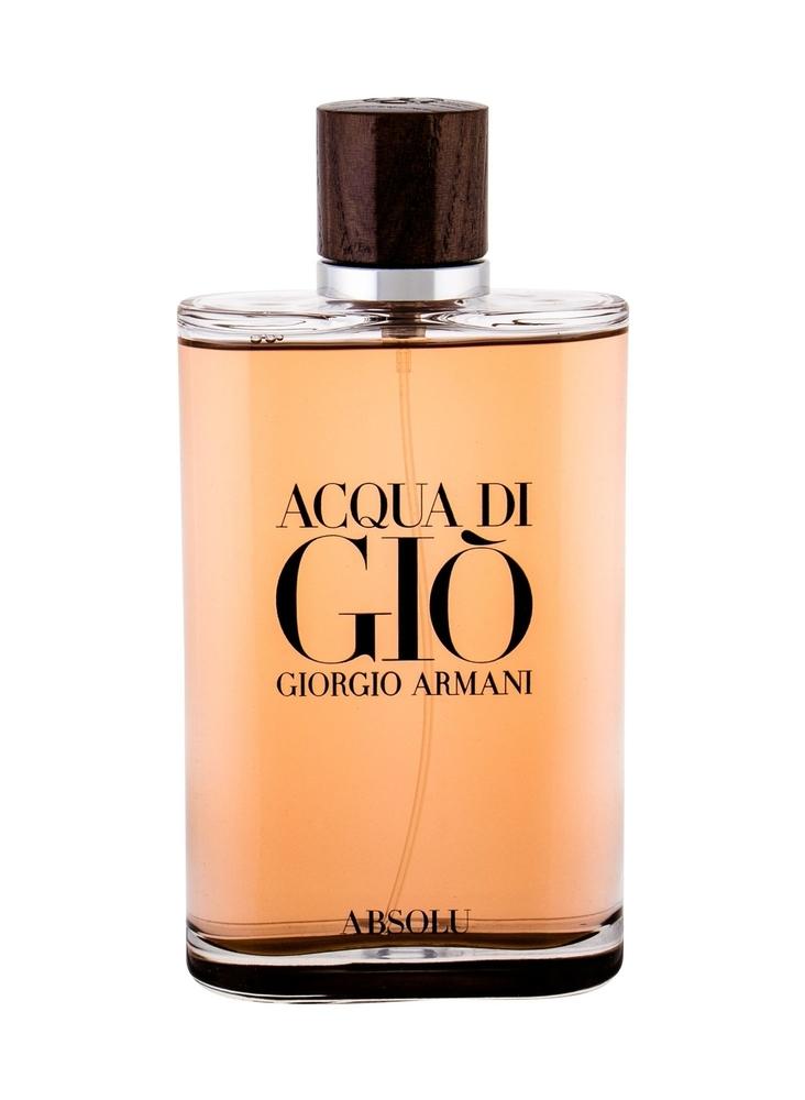 Giorgio Armani Acqua Di Gio Absolu Eau De Parfum 200ml