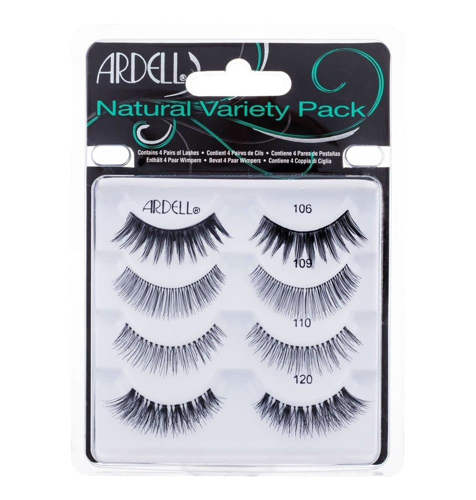 Ardell Natural 106 False Eyelashes 1pc Black oμορφια   μακιγιάζ   μακιγιάζ προσώπου   αξεσουάρ μακιγιάζ