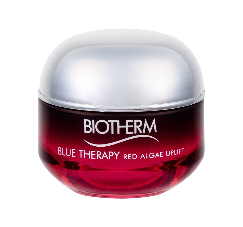 Biotherm Blue Therapy Red Algae Uplift Day Cream 50ml (Wrinkles - All Skin Types oμορφια   πρόσωπο   κρέμες προσώπου