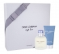 Dolce&gabbana Light Blue Pour Homme Eau De Toilette 75ml Combo: Edt 75ml + 75ml Aftershave Balm