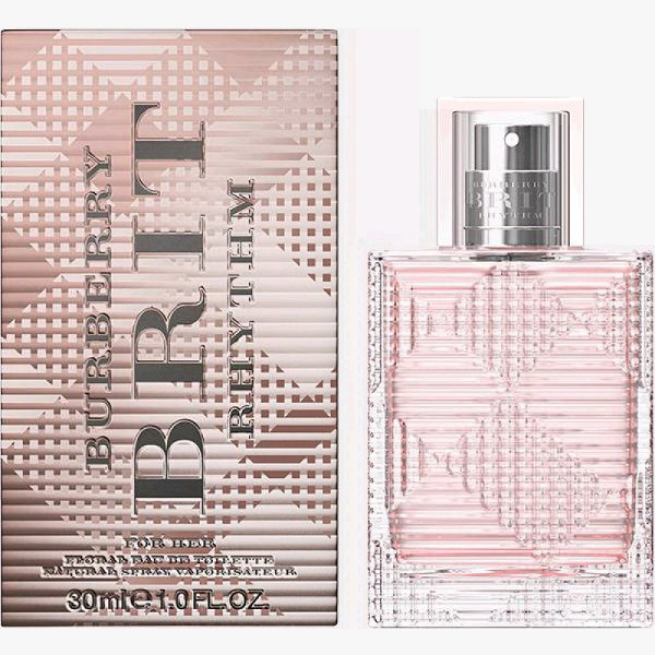 Burberry Brit Rhythm Floral Eau De Toilette 30ml oμορφια   αρώματα   αρώματα γυναικεία