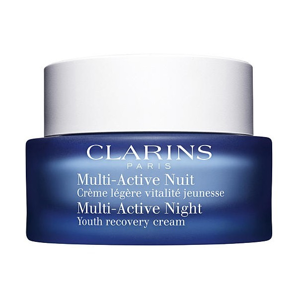 Clarins Multi-active Night Skin Cream 50ml (Normal - Mixed - For All Ages) oμορφια   πρόσωπο   κρέμες προσώπου