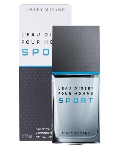 Issey Miyake L/eau D/issey Pour Homme Sport Eau De Toilette 50ml