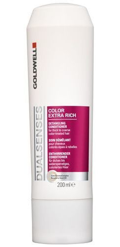 Goldwell Dualsenses Color Extra Rich Conditioner 200ml (Colored Hair - Coarse Hair)