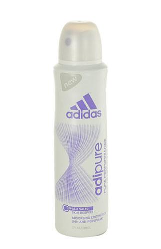 Adidas Adipure 24h Deodorant 150ml Aluminum Free - Alcohol Free (Deo Spray) oμορφια   αρώματα   αποσμητικά