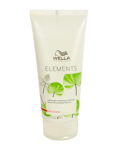 Wella Elements Lightweight Renewing Conditioner 200ml (Damaged Hair)