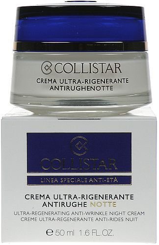 Collistar Special Anti-age Ultra-regenerating Anti-wrinkle Night Cream Night Skin Cream 50ml (Wrinkles - All Skin Types)