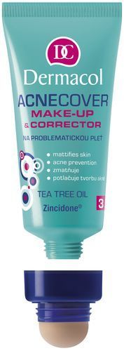 Dermacol Acnecover Make Up & Corrector 03 30ml 3