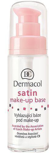 Dermacol Satin Make Up Base 30ml oμορφια   μακιγιάζ   μακιγιάζ προσώπου   make up
