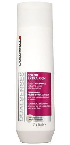 Goldwell Dualsenses Color Extra Rich Shampoo 250ml (Colored Hair - Coarse Hair)