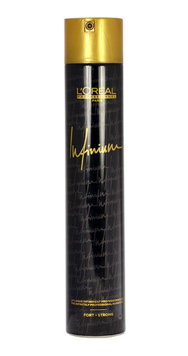 L/oreal Professionnel Infinium Hair Spray 500ml Strong (Strong Fixation)