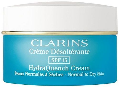 Clarins Hydraquench Day Cream 50ml Spf15 (Normal - For All Ages) oμορφια   πρόσωπο   κρέμες προσώπου