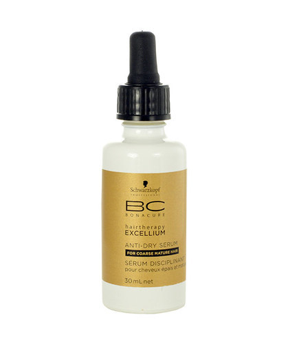 Schwarzkopf BC Bonacure Excellium Anti-Dry Serum 30ml oμορφια   μαλλιά   αναδόμηση μαλλιών   θεραπείες μαλλιών
