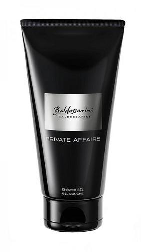 Baldessarini Private Affairs Shower Gel 150ml oμορφια   σώμα   aφρόλουτρα