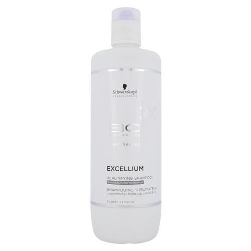 Schwarzkopf BC Bonacure Excellium Beautifying Shampoo 1000ml