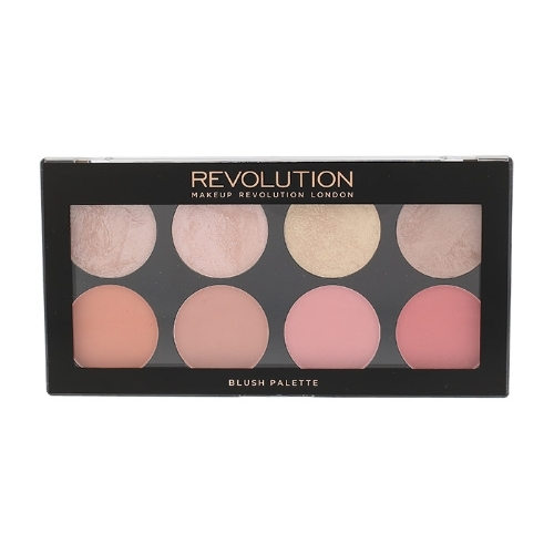 Make Up Revolution London Blush Palette 13gr Palette 8 Blushes Blush Goddess