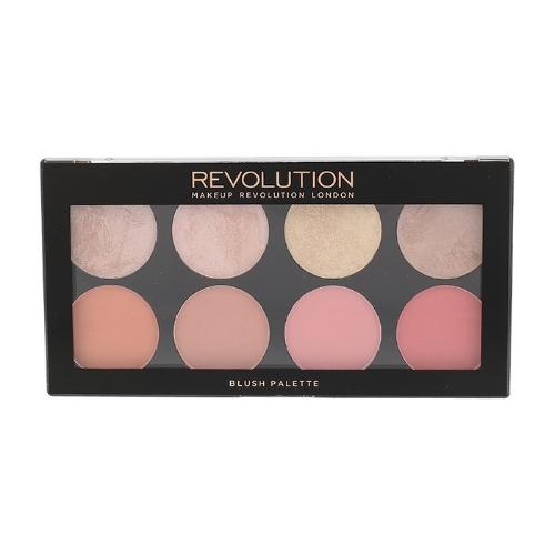 Make Up Revolution London Blush Palette 13gr Palette 8 Blushes Blush Goddess