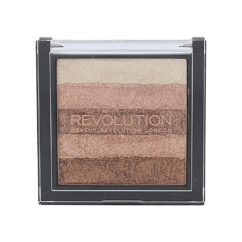 MAKEUP REVOLUTION Shimmer Brick Radiant rozswietlacz 7g