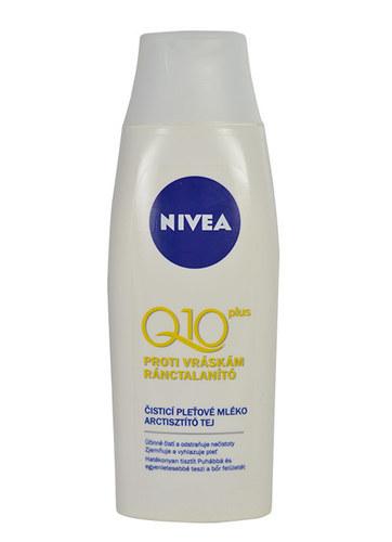 Nivea Q10 Plus Cleansing Milk 200ml (All Skin Types)