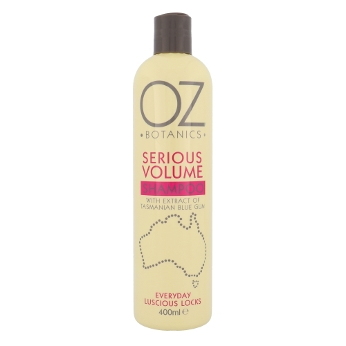 Xpel Oz Botanics Serious Volume Shampoo 400ml (Fine Hair)
