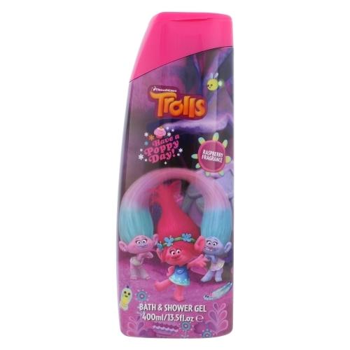 CORSAIR Trolls Bath & Shower Gel zel pod prysznik i zel do kapieli Raspberry 400 oμορφια   σώμα   aφρόλουτρα