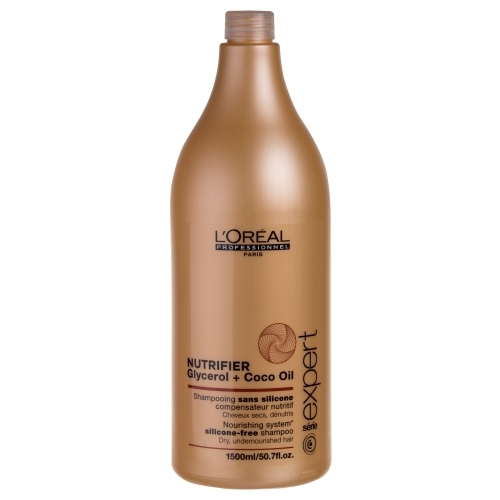 L/oreal Professionnel Serie Expert Nutrifier Shampoo 1500ml (Dry Hair)