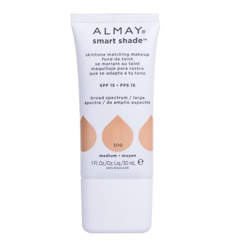 Almay Smart Shade Matching Make Up SPF15 30ml 300 Medium
