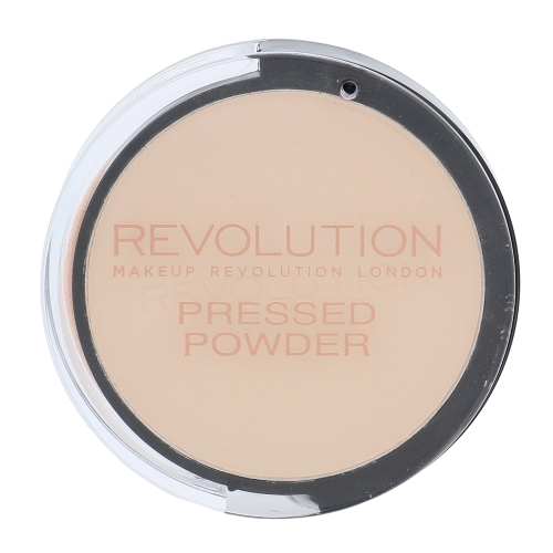 Makeup Revolution London Pressed Powder Powder 7,5gr Translucent