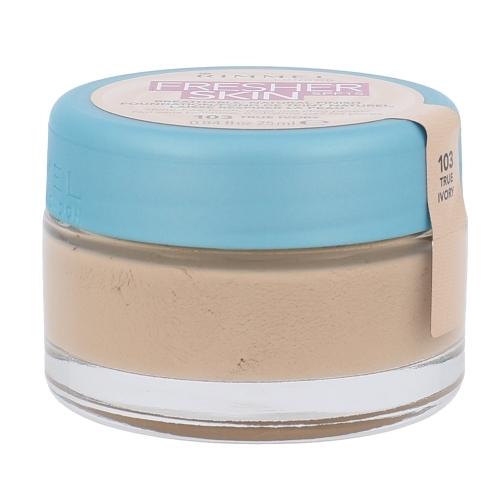 Rimmel London Fresher Skin Makeup 25ml Spf15 103 True Ivory