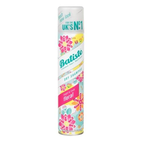 Batiste Dry Shampoo Floral 200ml Fresh Scent oμορφια   μαλλιά   φροντίδα μαλλιών   ξηρά σαμπουάν