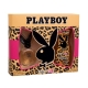 Playboy Play It Wild Eau De Toilette 40ml & Shower Gel 250ml