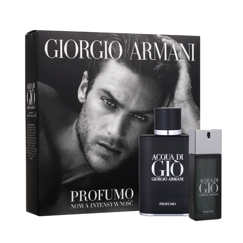Giorgio Armani Acqua Di Gio Profumo Eau De Parfum 75ml & Eau De Parfum 20ml oμορφια   αρώματα   σετ αρωμάτων