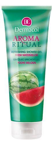 Dermacol Aroma Ritual Shower Gel Watermelon 250ml Watermelon oμορφια   σώμα   aφρόλουτρα