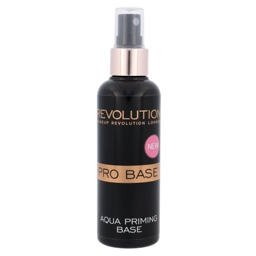 Make Up Revolution London Pro Base Aqua Priming Base 100Ml For Perfect Smooth Skin