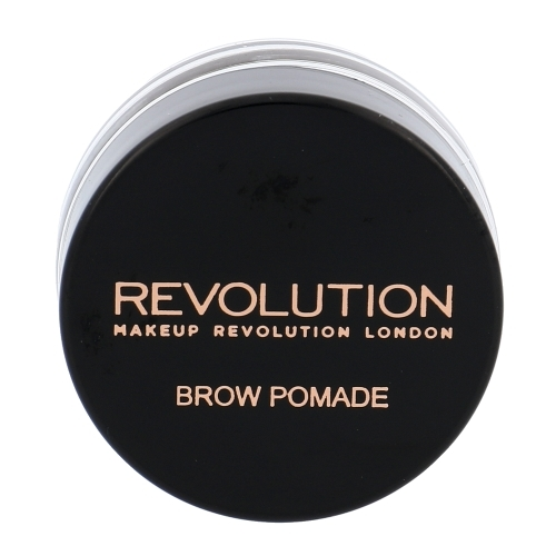 Make Up Revolution London Brow Pomade With Double Ended Brush 2,5gr Ash Brown
