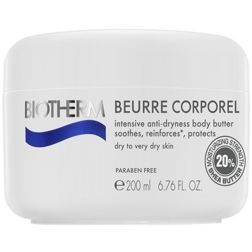 Biotherm Beurre Corporel Body Butter 200Ml Dry And Very Dry Skin Tester