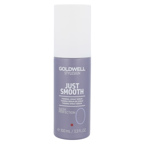 GOLDWELL Stylesign Just Smooth Thermal Spray Serum ochronne serum do prostowania wlosow 100ml