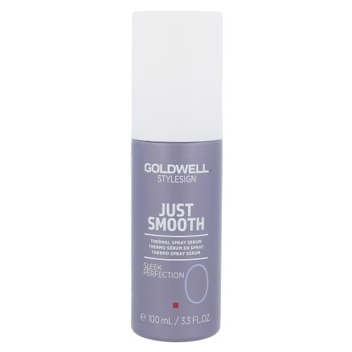 GOLDWELL Stylesign Just Smooth Thermal Spray Serum ochronne serum do prostowania oμορφια   μαλλιά   φροντίδα μαλλιών   προστασία μαλλιών