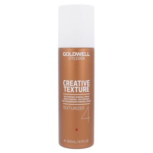 GOLDWELL Stylesign Creative Texture Texturizing Mineral Spray spray do stylizacji wlosow 200ml