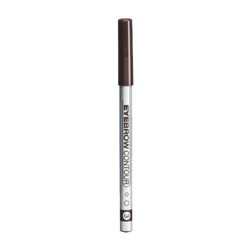 Gabriella Salvete Eyebrow Contour Eyebrow Pencil 0,28gr 03 Chocolate oμορφια   μακιγιάζ   μακιγιάζ ματιών   μολύβια φρυδιών