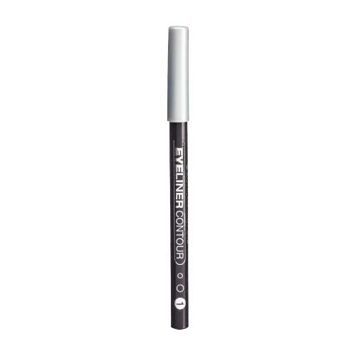 Gabriella Salvete Eyeliner Contour Eye Pencil 0,28gr 01 Graphite oμορφια   μακιγιάζ   μακιγιάζ ματιών   μολύβια ματιών